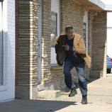 """El actor Wentworth Miller en el capítulo """"El arte de la negociación"""" de la serie 'Prison Break'"""