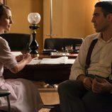 Ana y Alberto en el 2x03 de 'Velvet'