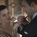 Fernando Gil y Adriana Torrebejano en 'El rey'