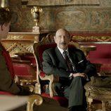 Patrick Criado y Francisco Merino en 'El rey'