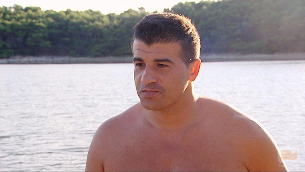 Carlos en 'Adán y Eva'