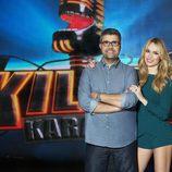 Cartel de 'Killer Karaoke' con Flo y Patricia Conde