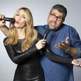 Flo y Patricia Conde en 'Killer Karaoke'