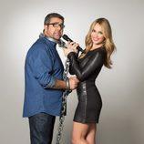 Patricia Conde y Florentino Fernández juntos de nuevo en 'Killer Karaoke'