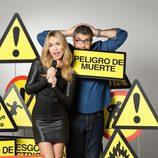 Patricia Conde y Flo nos harán reír en 'Killer Karaoke'