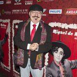 Moncho Borrajo en el estreno de la obra de teatro 'Miguel de Molina al desnudo'