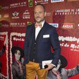 Nacho Montes en el estreno de la obra de teatro 'Miguel de Molina al desnudo'