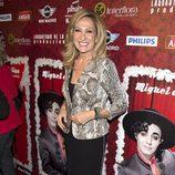 Rosa Benito en el estreno de la obra de teatro 'Miguel de Molina al desnudo'