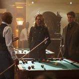 Richard Castle y Kate Beckett en la séptima temporada de 'Castle'