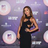 Ariana Grande en la alfombra roja de los MTV EMA 2014