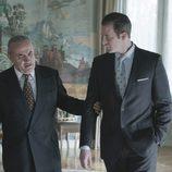 Juan Carlos y Arias Navarro en 'El rey'