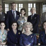 La Familia Real en 'El rey'