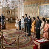 Renuncia de Don Juan de Borbón en 'El rey'