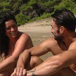 Montse y Alejandro hablan en 'Adán y Eva'