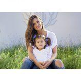 Sara Carbonero posa para el calendario 2015 del Hospital de San Rafael
