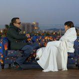 María Belón y Risto Mejide en 'Viajando con Chester'