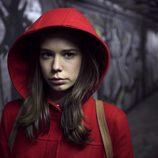 Laia Costa como Caperucita Roja