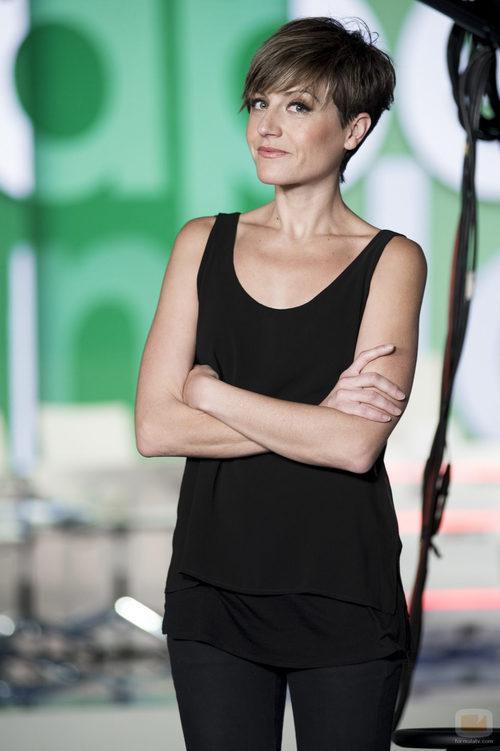 Sara Escudero, colaboradora habitual de 'Zapeando'