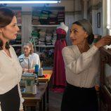 Isabel y Blanca son las jefas del taller en 'Velvet'