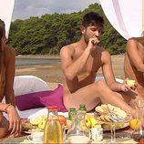 Iván y Sara en 'Adán y Eva'