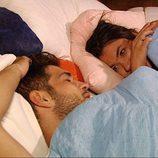 Iván y Sara duermen juntos en 'Adán y Eva'