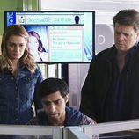 Richard Castle y Kate Beckett investigan un nuevo asesinato en la séptima temporada de 'Castle'