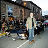 José Vicente en la première de 'House of Cars'