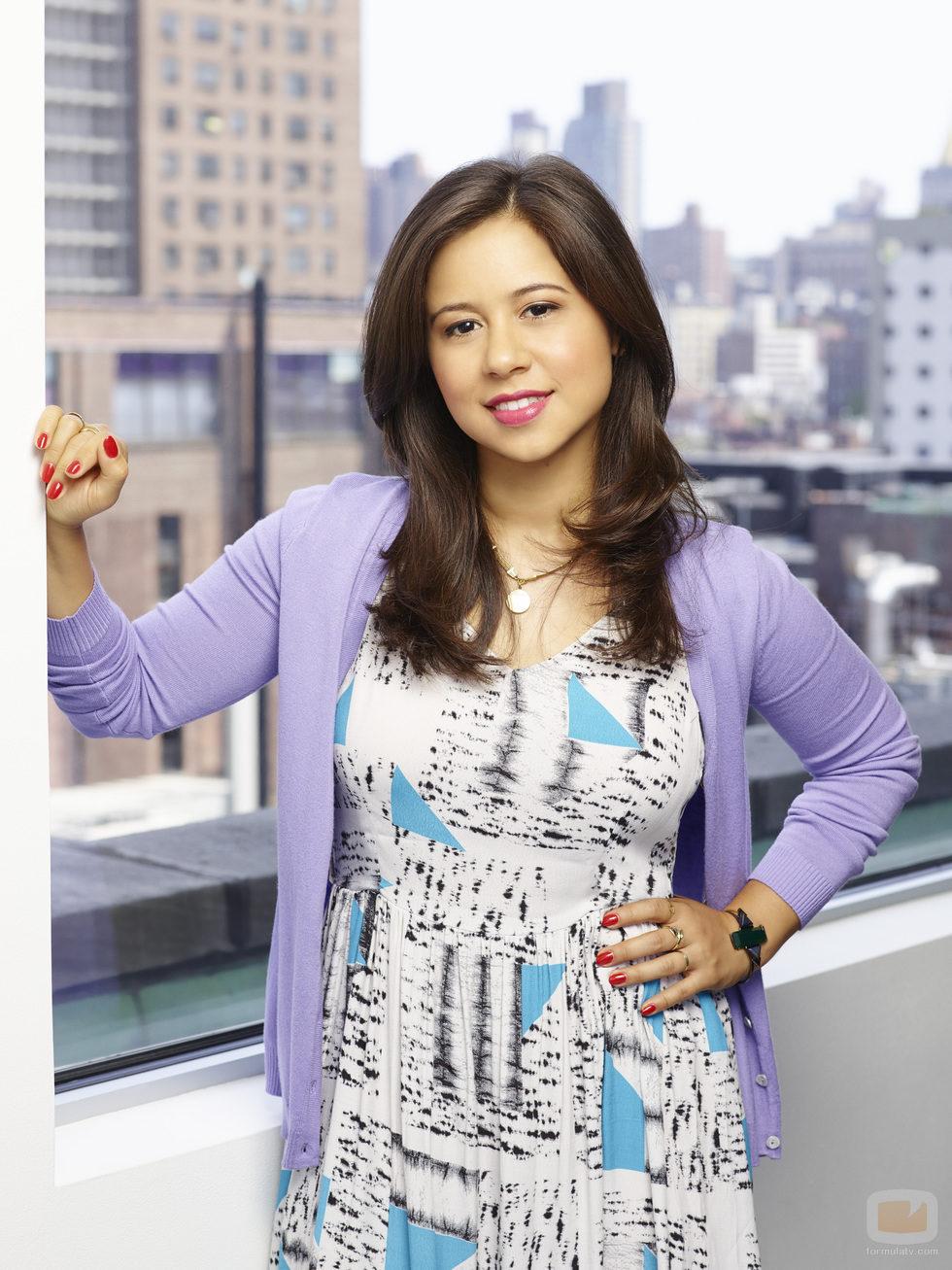 Chloe Wepper es Chloe en 'Manhattan Love Story'