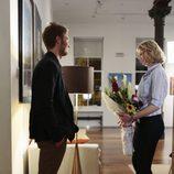 Analeigh Tipton y Jake McDorman en 'Manhattan Love Story'