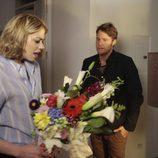 Dana y Peter en 'Manhattan Love Story'