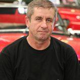Bebe es uno de los mecánicos de 'House of cars'
