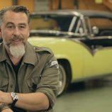 José Vicente Díez es el jefe del taller de 'House of cars'