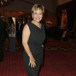 Gloria Serra en la gala de las Antenas de Oro 2014