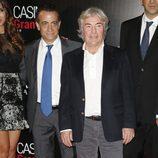 JJ Santos y Ángel Nieto en las Antenas de Oro 2014