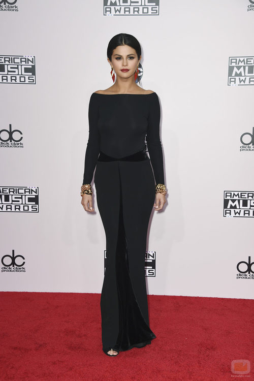 Selena Gómez en los American Music Awards 2014