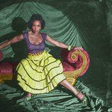 Angela Basset es Desiree Dupree en 'American Horror Story: Freak Show'