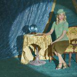 Emma Roberts es Maggie Esmerelda en 'American Horror Story: Freak Show'