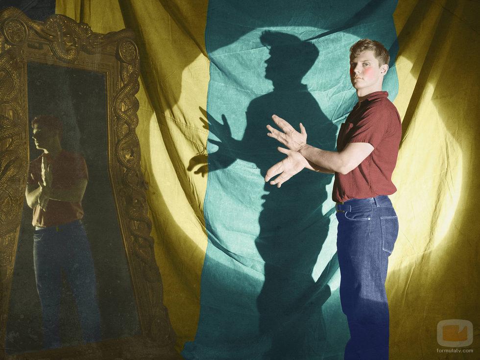 Evan Peters es Jimmy Darling en 'American Horror Story: Freak Show'