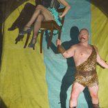 Michael Chiklis es Dell Toledo en 'American Horror Story: Freak Show'