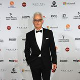 John Slattery en los Emmy Internacional 2014