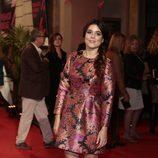 Adriana Ugarte en los Premios Ondas 2014