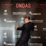 Arturo Valls en los Premios Ondas 2014