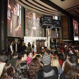 Despedida de 'Isabel' en los cines Capitol