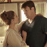 Richard y Beckett viven juntos en la séptima temporada de 'Castle'
