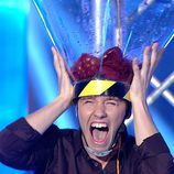 Prueba del sombrero sorpresa en 'Killer Karaoke'