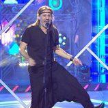 El Dioni de Camela canta en 'Killer Karaoke'