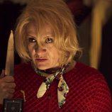 Blanca Portillo es la bruja Sara Morgade de Hansel y Gretel en 'Cuéntame un cuento'