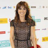 Helena Resano en los premios Talento 2014