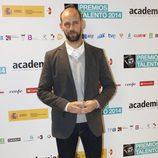Gonzalo Miró en los premios Talento 2014