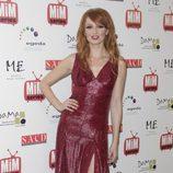 Cristina Castaño en los Premios MIM 2014
